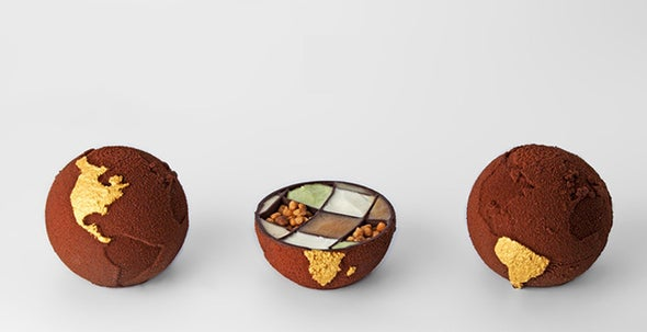 Foodies Embrace 3-D–Printed Cuisine [Slide Show]