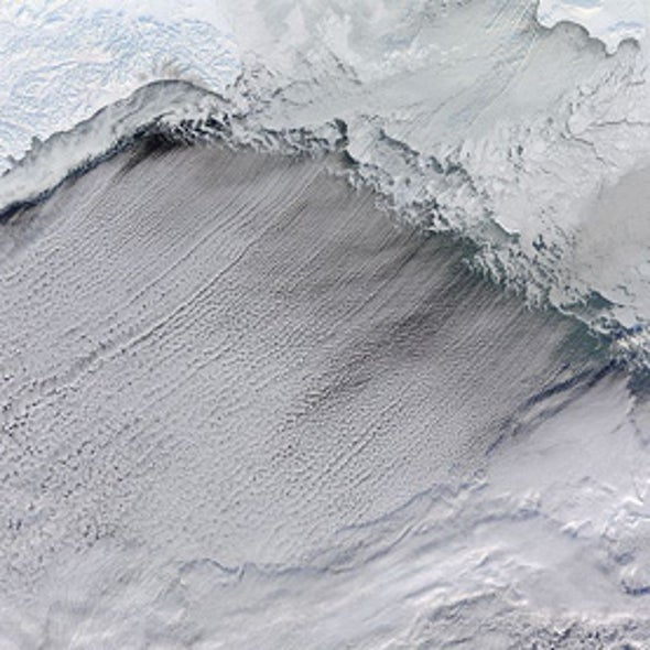 Climate Change Remobilizes Long Buried Pollution as Arctic Ice Melts