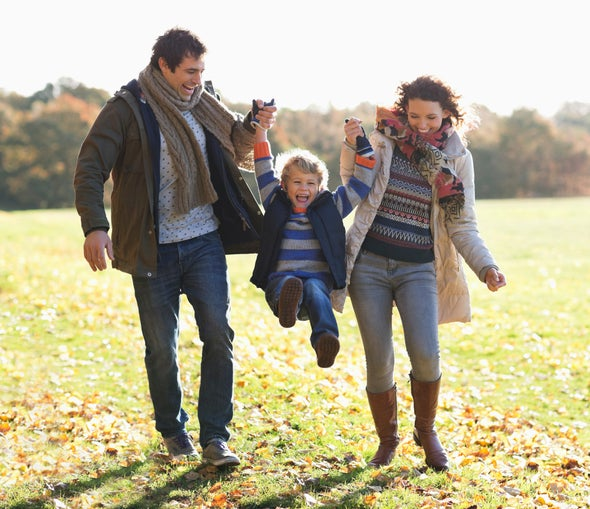 Men with Happier Childhoods Have Stronger Relationships in Old Age