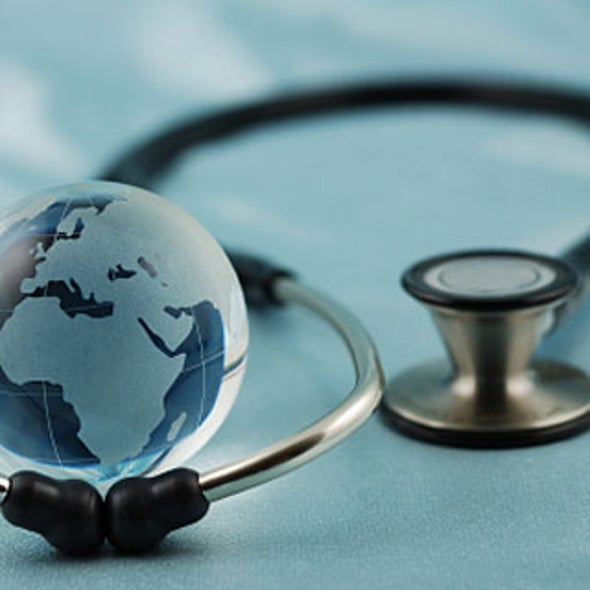 World Wide Wellness: Online Database Keeps Tabs on Emerging Health Threats