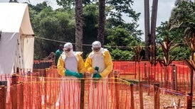 China May Compete for Limited Opportunities to Test Ebola Vaccine
