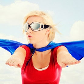 Super Powers for the Blind and Deaf