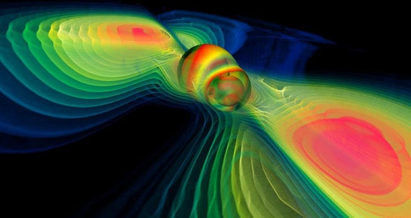 LIGO Black Hole Echoes Hint at General Relativity Breakdown