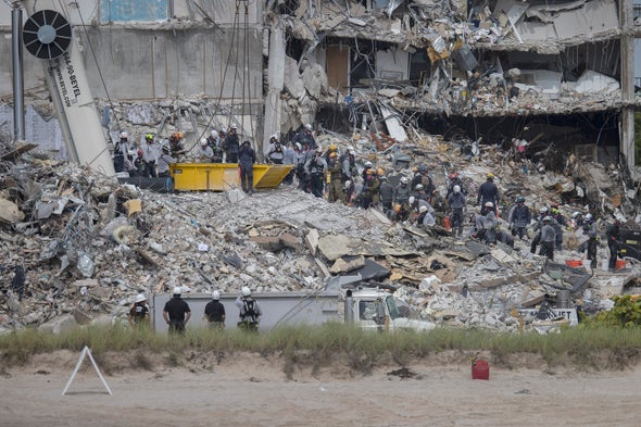Miami Building Collapse Could Profoundly Change Engineering