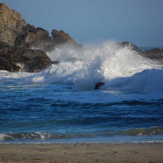Wave Power Faces Rough Seas
