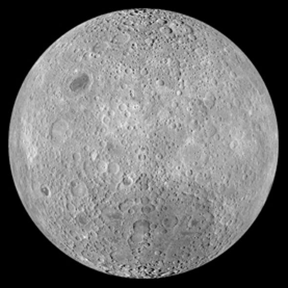Gravity Maps Reveal Why the Moon's Far Side Is Covered with Craters
