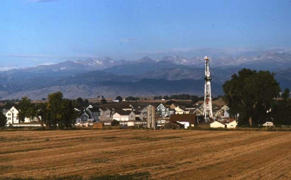Colorado First State to Limit Methane Pollution from Oil and Gas Wells