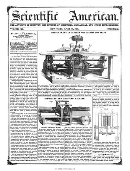 April 26, 1856