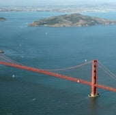 THE GOLDEN GATE BRIDGE, CALIFORNIA, USA