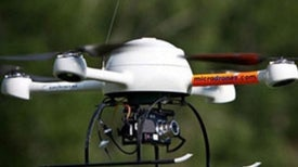 Tiny Drone Reveals Ancient Royal Burial Sites