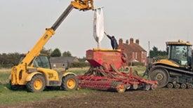 U.K. Farmers Adapt to Climate Change