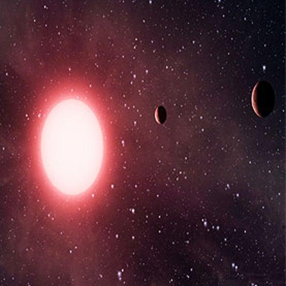 Kepler Spacecraft Finds First-Known Tilted Solar System