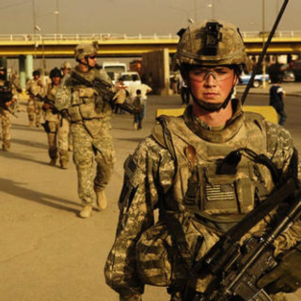 The Aches of War: Some Iraq and Afghanistan Vets Suffer Frequent Headaches