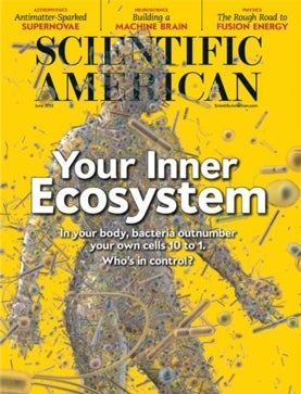 Scientific American Volume 306, Issue 6