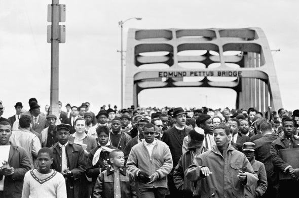 From Civil Rights to Black Lives Matter