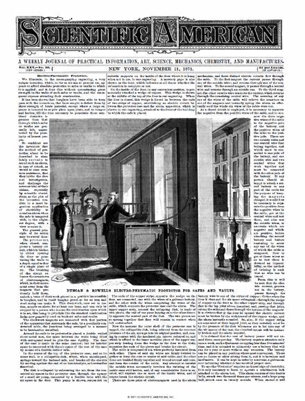 November 11, 1871