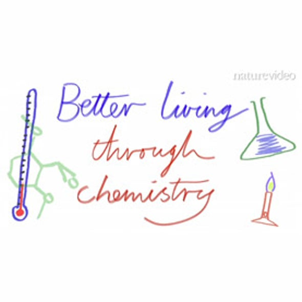 """The 63rd Annual Lindau Meeting: """"Better Living through Chemistry"""" [Video]"""