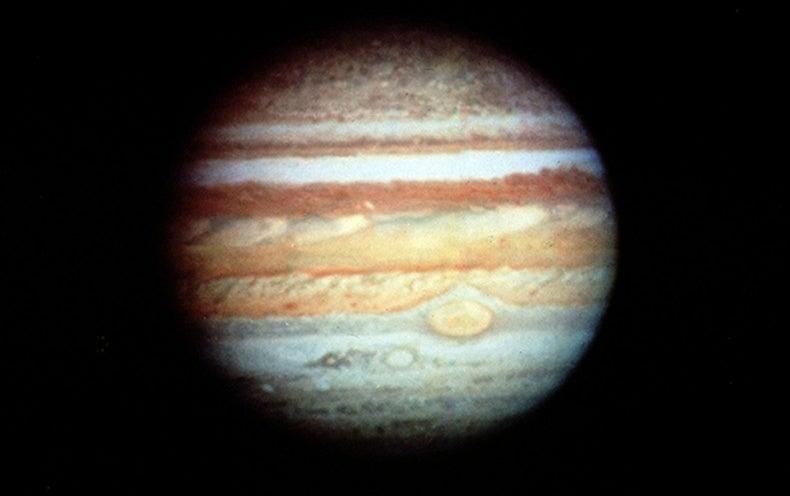 New Study Pins Down Jupiter's Birthday