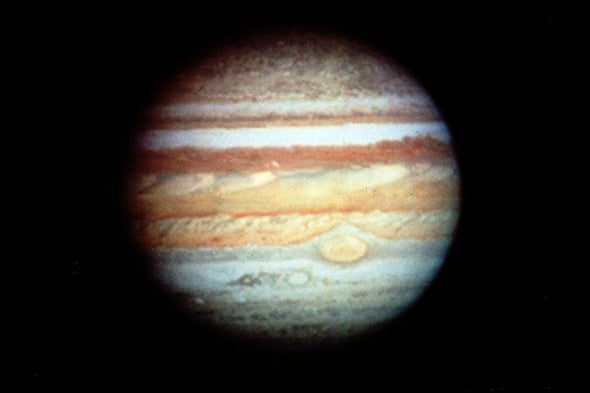 New Study Pins Down Jupiter's Birthday