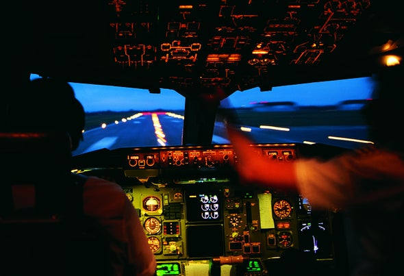 Small Fraction of Pilots Suffer Suicidal Thoughts