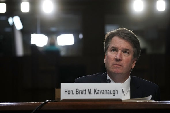 Kavanaugh Confirmation Fight Has Consequences for Climate Law