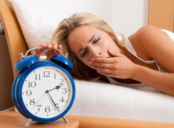 All-Nighters Could Alter Your Memories