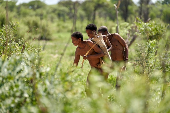 Lush Okavango Delta Pinpointed as Ancestral Homeland of All Living Humans