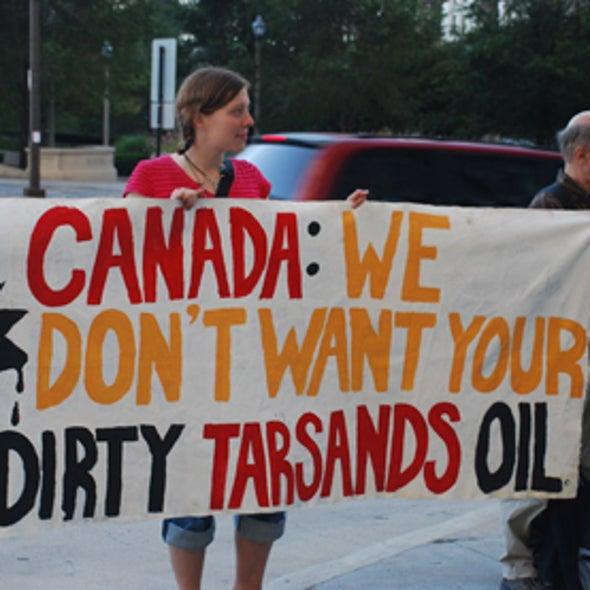 Sand Dollars: Will Tar-Sands Oil Undermine U.S. Alternative-Energy Development?