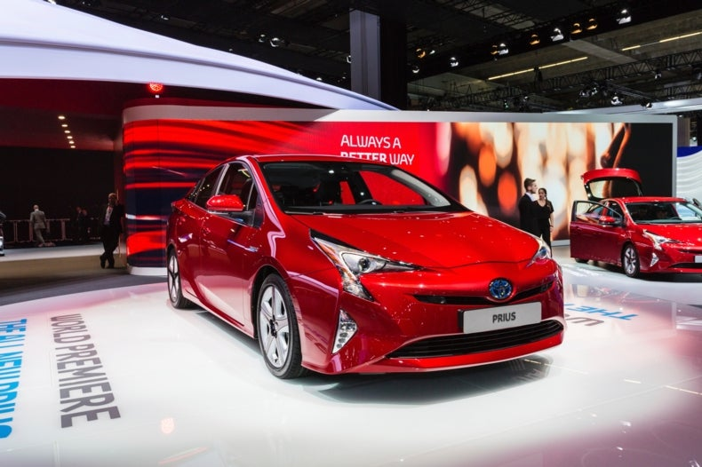 Super Bowl Revelation: The Prius Is Fun to Drive