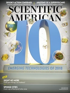 Scientific American Volume 319, Issue 6