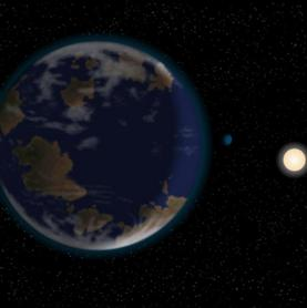 """""""Super-Earth"""" Alien Planet May Be Habitable for Life"""
