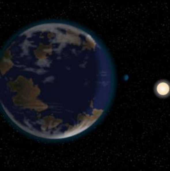 """Super-Earth"" Alien Planet May Be Habitable for Life"