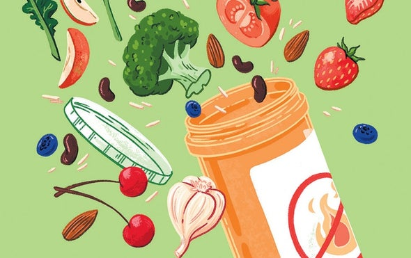 The Messy Facts about Diet and Inflammation