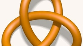 Mathematical Impressions: Can You Turn a Rubber Band into a Knot? [Video]