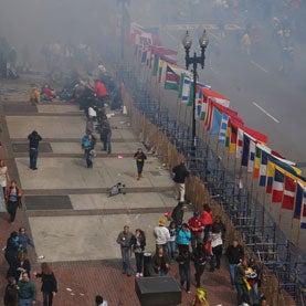 Boston Marathon Bombin