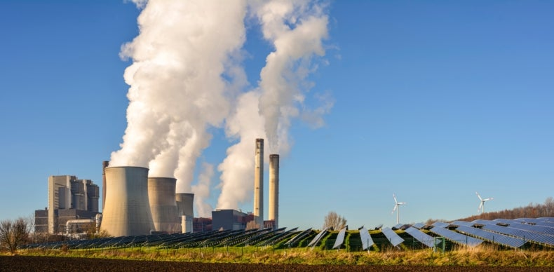 Water Shortage May Cripple Global Power Supply