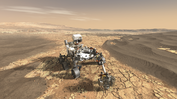 Reduce Red Tape for the Red Planet, Report Says