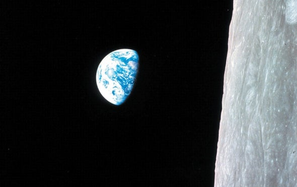 Daring <i>Apollo 8</i> Astronauts, Rediscovering a Forgotten Math Genius and Other New Science Books