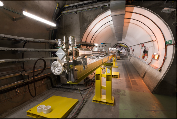 CERN's Pioneering Mini-Accelerator Passes First Test