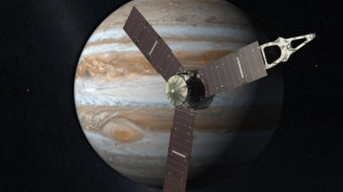 Juno's Mission to Jupiter May Also Reveal Clues about Exoplanets
