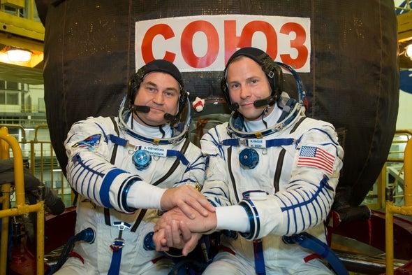 Soyuz Rocket Fails, Forces Emergency Landing for U.S.–Russian Space Station Crew