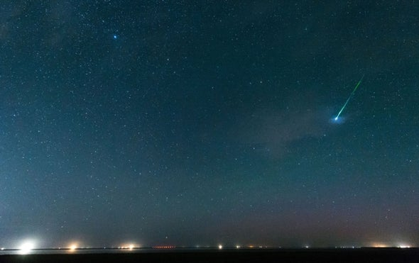 France Launches Massive Meteor-Spotting Network