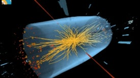"""New """"Beauty Baryon"""" Particle Discovered at Large Hadron Collider"""