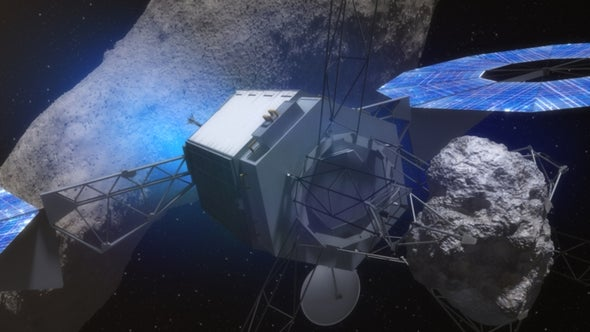 NASA Chooses a Boulder as the Next Destination for Its Astronauts