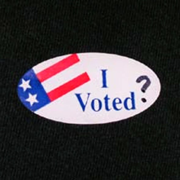 Live Chat on Election Fraud -- November 7 at 12:30 P.M. EST