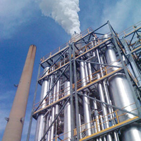 Critical Carbon-Capture Technology Stalled