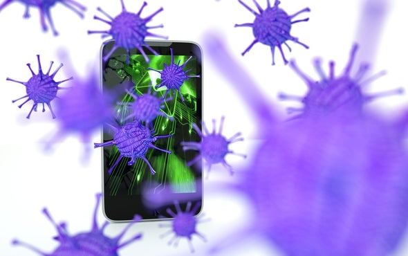 New System Could Connect Cell Phones to Real Cells and Treat Disease