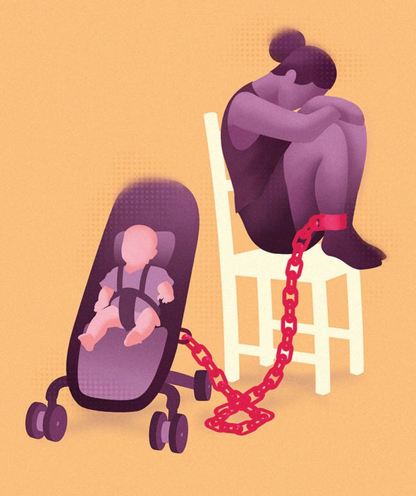 Motherhood Can Be a Lonely Place