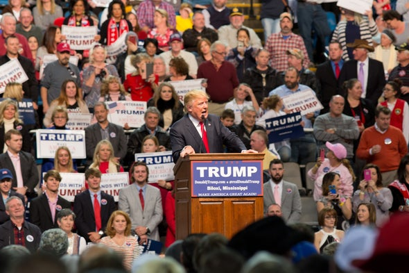 The Politics of Hope: Donald Trump as an Entrepreneur of Identity