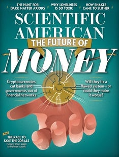 Scientific American Volume 318, Issue 1